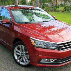 2016 VW Passat Premium