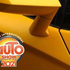 Международный автосалон в Майами