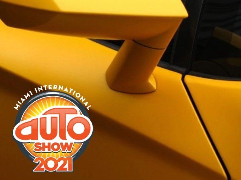 Международное авто шоу в Майами откроется 16 октября