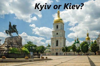 """""""Kyiv"""" или """"Kiev"""": дилемма для иностранцев"""