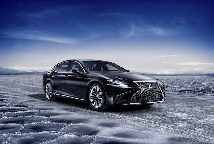 Lexus LS: характеристика модели