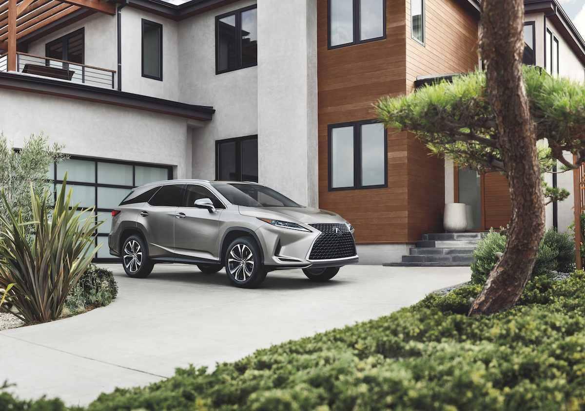 2022 Lexus RX