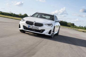 Новый BMW 2 Series Coupe