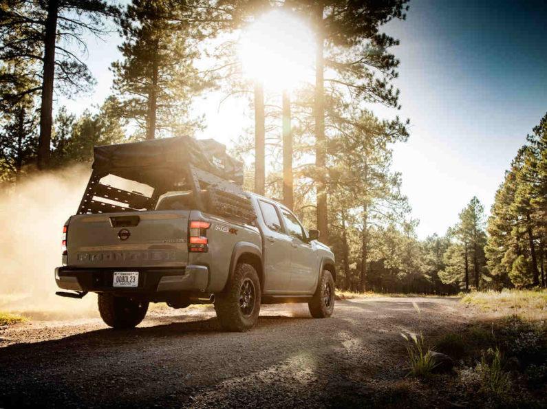 Запчасти Nissan NISMO Off Road дебютируют на Overland Expo West в 2021 году